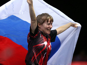 Зеленоградская спортсменка стала чемпионом Паралимпиады