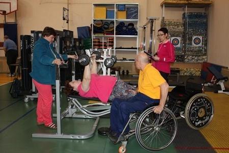 12 декабря пройдет День открытых дверей в реабилитационно-спортивном центре