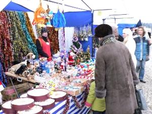 Крюковскую новогоднюю ярмарку перенесут к универсаму «АЛМИ»