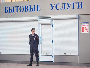 Полиция призвала владельцев магазинов усилить меры безопасности