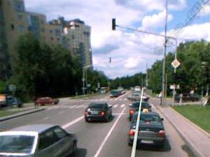 Центральному проспекту добавят поворотных полос