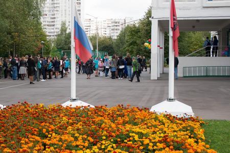 Зеленоградскую школу признали третьей в Москве по патриотическому воспитанию учеников