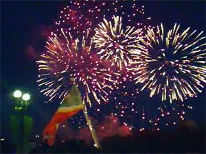 Выходные 3 и 4 сентября: День города, праздничное театрализованное шествие, Ирина Дубцова, группа «Премьер-министр», фейерверк