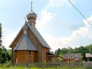 Второй храм на Филаретовской предполагают возвести в 2012 году