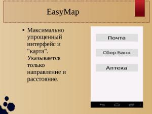 Лучшим проектом хакатона назвали приложение «Умный компас»