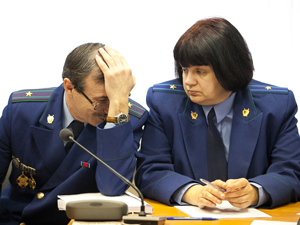Прокуроров по делу Некрасова вызвали «наверх» для дачи объяснений