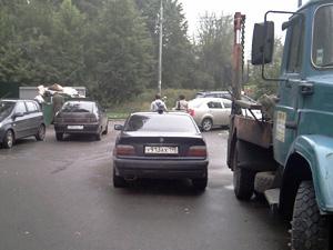 Школьная пора — проблемы с парковкой