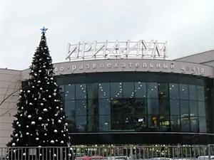 Новогоднее оформление «Иридиума» заняло второе место в Москве