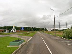 В аварии у кладбища в Рожках тяжело пострадал водитель
