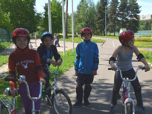 Определена команда-победитель окружного этапа олимпиады «Безопасное колесо»