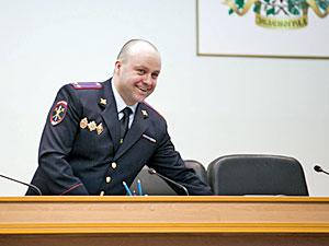 Новый начальник УВД заявил о снижении количества преступлений и повышении раскрываемости
