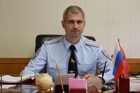 Новый командир зеленоградского батальона ДПС намерен усилить безопасность на перекрестках
