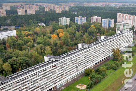 ВЗеленограде построят новый жилой район