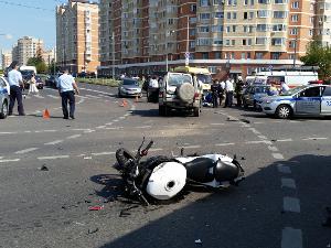 Разбившийся в «новом городе» мотоциклист скончался в реанимации