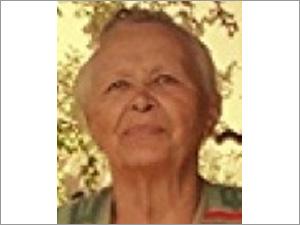 Полиция разыскивает 82-летнюю пенсионерку