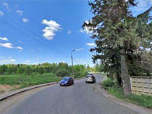 Андреевку предупредили о проблемах на дорогах из-за вырубки леса