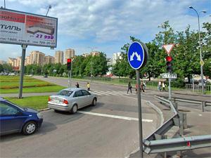 Светофоры Панфиловского и Центрального проспектов переведены на адаптивное управление