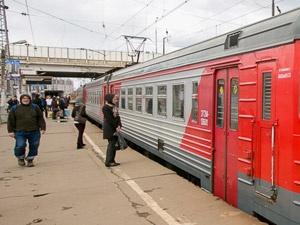 Количество пассажиров электричек на тверском направлении увеличат в полтора раза