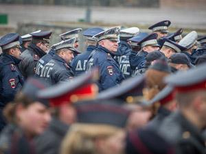 Полицейский строй