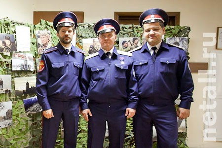 Казаки собираются патрулировать улицы Зеленограда