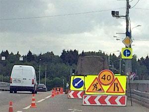 В Зеленограде передислоцировали камеры контроля скорости транспорта