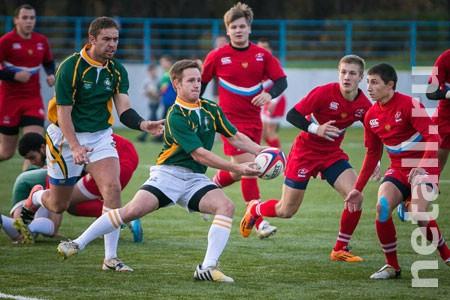 Молодежные сборные России по регби сыграют в Зеленограде с командами из ЮАР
