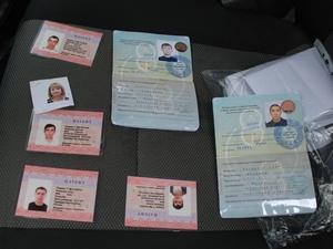 Раскрыта банда изготовителей фальшивых документов для мигрантов