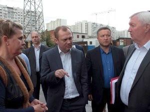 Солнечногорские власти пообещали выселить «Стройрай» из-под ЛЭП в Андреевке