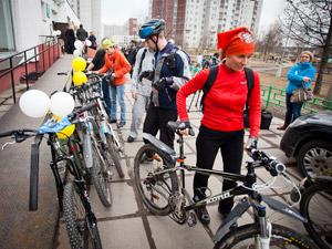 Велолюбителей приглашают на обучающую лекцию