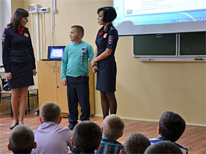 В Зеленограде стартовала социальная кампания «Юный пешеход»