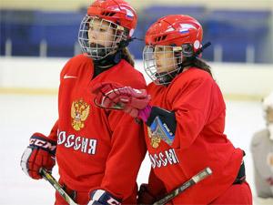 Женская молодежная сборная России по хоккею сыграет с зеленоградской «Орбитой»