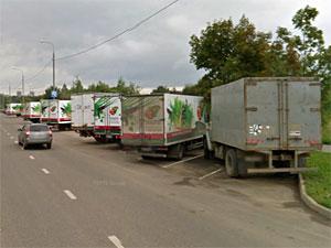 Грузовикам запретят парковаться напротив 16-го и 20-го микрорайонов