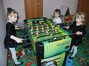 В ДК «Зеленоград» появилась игровая комната для детей