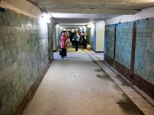 Тоннель в Крюково открылся после ремонта точно в срок