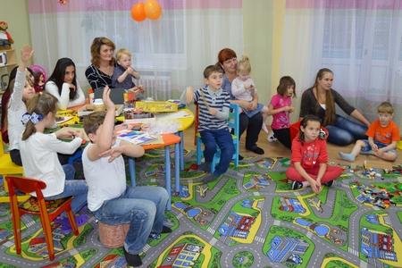 Воспитанники Химкинского социально-реабилитационного центра для несовершеннолетних встретились с инспекторами ГИБДД