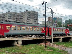Замена платформ на станции Крюково продлится еще полтора месяца