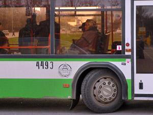 Пенсионерка сломала ногу в салоне автобуса