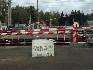 Переезд в Фирсановке не открылся после запуска нового пути до Крюково