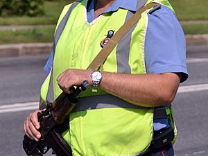 Автоинспекторы по «горячим следам» поймали пьяного угонщика