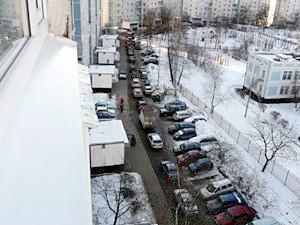 Префектура упорядочит движение машин во дворах