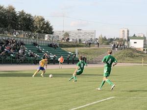 Стадион «Ангстрем» собираются отдать Москве