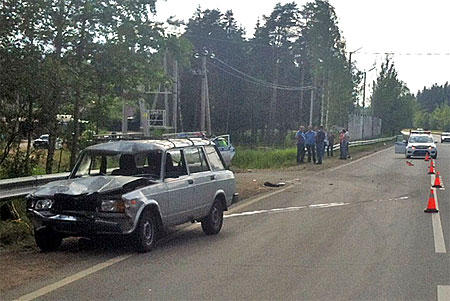 Сбившему насмерть трех человек у Горетовки водителю дали 4 года колонии-поселения
