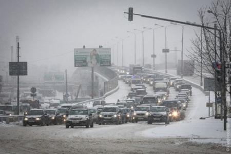 Заявление ГИБДД Зеленограда в связи со снегопадом