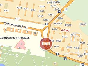 Московский проспект закроют для ночного движения