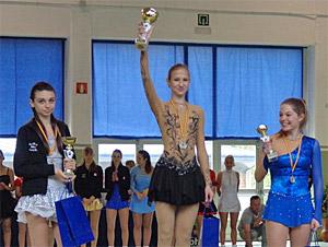 Зеленоградка стала двукратной чемпионкой мира по фигурному катанию на роликах