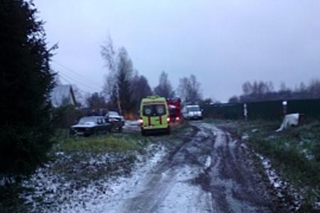 Братья-подростки из Зеленограда погибли при пожаре на даче