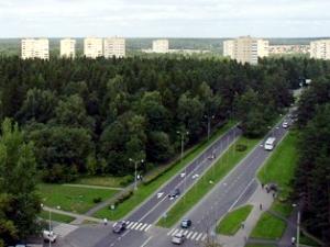 На Московском проспекте установят два новых светофора