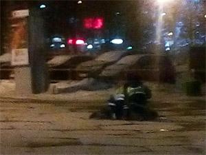Автоинспекторы нашли наркотики у пойманного пешехода-нарушителя