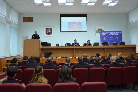 В ГИБДД Зеленограда подвели итоги работы за 9 месяцев 2016 года