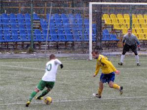 В октябре ФК «Зеленоград» обыграл всех противников